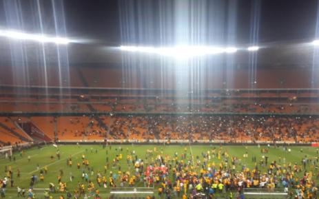 Kaizer Chiefs have won the Premier Soccer League title. Picture: Morena Mothupi/EWN