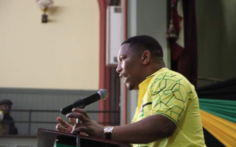FILE: Controversial Eastern Cape ANC leader Pumlani Mkolo. Picture: ANC Eastern Cape/Facebook