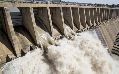 FILE: A general view of the Vaal dam. Picture: Reinart Toerien/EWN.