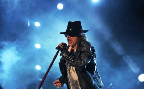 Guns N' Roses singer Axl Rose to join Australian rock band AC/DC tour