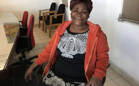 Delft mom Jane Daniels travelled to THE border between eSwatini and South Africa to be reunited with her son who was missing for six years. Picture: Lauren Isaacs/EWN