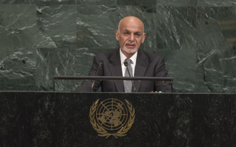 Afghan President Ashraf Ghani. Picture: United Nations Photo.