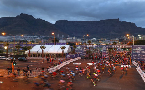 The Cape Town Cycle Tour gets under way at the Grande Parade on 10 March 2019. Picture: @CTCycleTour/Twitter
