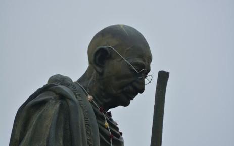 A statue of Mahatma Gandhi. Picture: Pixabay.com.