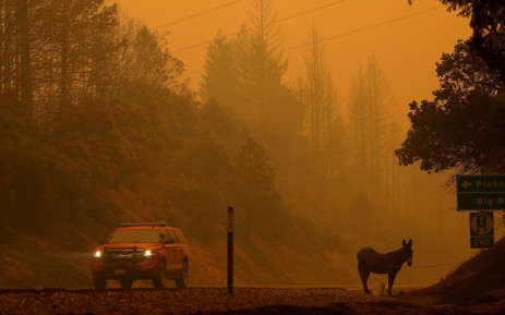 N. California wildfire claims 5 lives and quadruples in size