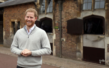 FILE: Britain's Prince Harry, Duke of Sussex. Picture: AFP.