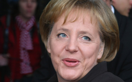 German Chancellor Angela Merkel. Picture:AFP