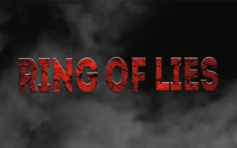 Mzansi Magic's new drama series, 'Ring of Lies'. Picture: Screengrab.