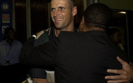 Indian cricket team coach Gary Kirsten. Picture: Shayne Robinson/SAPA