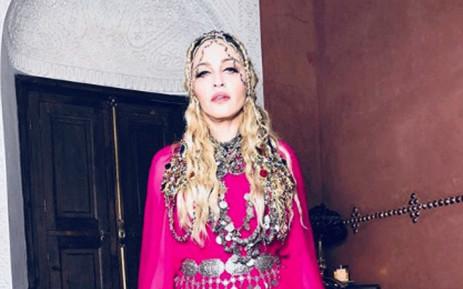 Madonna. Picture: @madonna/Twitter