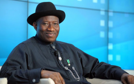 FILE: Former President Goodluck Jonathan. Picture: AFP.