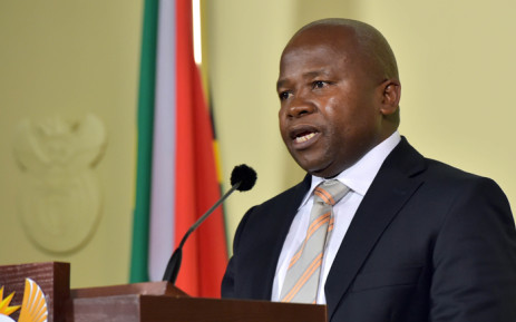 FILE: Minister of Cooperative Governance Des van Rooyen. Picture: GCIS.