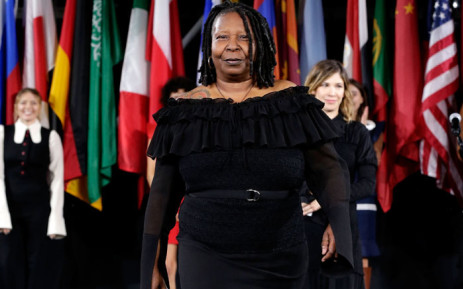 Actress Whoopi Goldberg. Picture: AFP.
