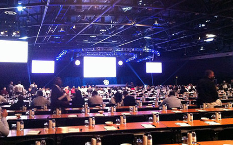 The Sandton Convention Centre during the Discovery Invest Leadership Summit on 30 August 2012. Picture: Alex Eliseev/EWN