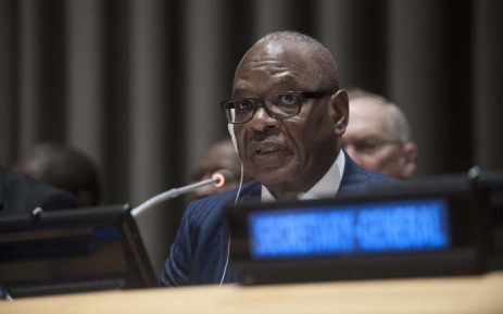 Mali's President Ibrahim Boubacar Keita. Picture: United Nations Photo.