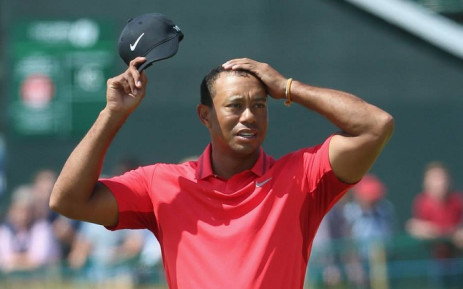 FILE: Tiger Woods. Picture: Official Open Championship Facebook Page.