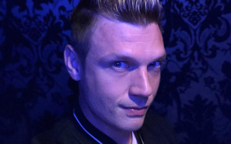FILE: Backstreet Boys' singer Nick Carter. Picture: @NickCarter/Facebook.com.