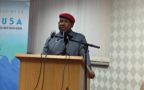 FILE: Telkom CEO Jabu Mabuza. Picture: Jacob Moshokoa/EWN.