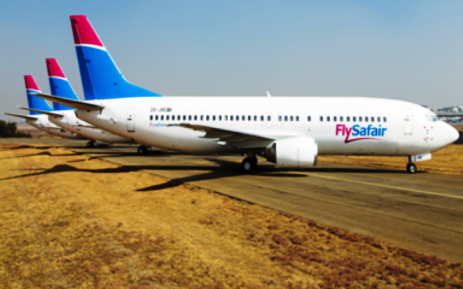 FlySafair flight grounded after foetus found on plane