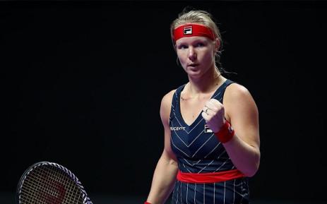 World number 10 Kiki Bertens. Picture: @WTA/Twitter