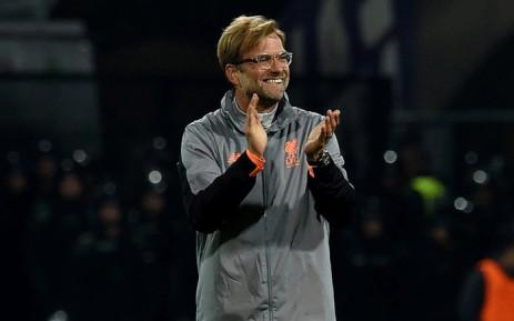 Liverpool manager Jürgen Klopp. Picture: @LFC/Twitter