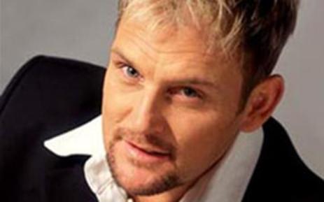 Afrikaans singer Steve Hofmeyr. Picture: stevehofmeyr.co.za