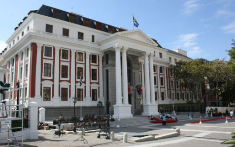 The bill was passed despite fierce criticism from opposition parties in the National Assembly. Picture: EWN.