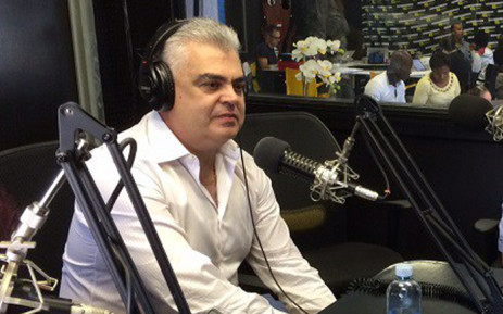 Cell C CEO Jose Dos Santos speaking on CliffCentral about women in the workplace. Picture: CliffCentral.com.
