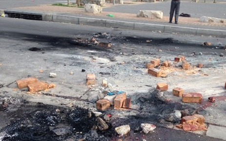 The man thought to be behind the teen's death has subsequently been killed allegedly by a mob of angry residents. Picture: Saps.