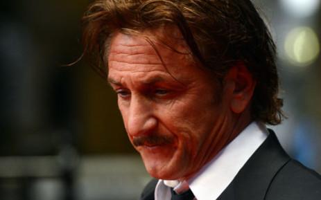 FILE: Sean Penn. Picture: AFP.