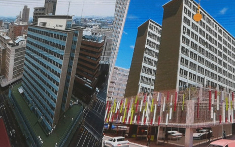 Plans for the buildings set to be constructed in and around the City of Johannesburg. Picture: Kayleen Morgan/EWN.