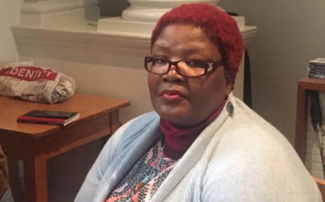 Former African National Congress Member of Parliament Vytjie Mentor. Picture: Lindsay Dentlinger/EWN