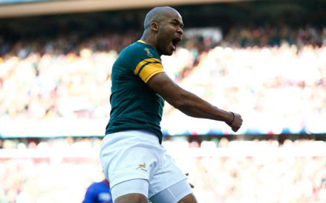 JP Pietersen. Picture: Rugby World Cup @rugbyworldcup.