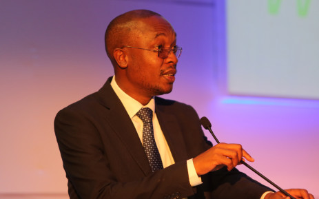 Executive Mayor of the City of Johannesburg, Parks Tau. Picture: Christa Eybers/EWN.
