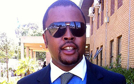 The son of Cape Judge President John Hlophe has to pay R10,000 or spend six months in jail.