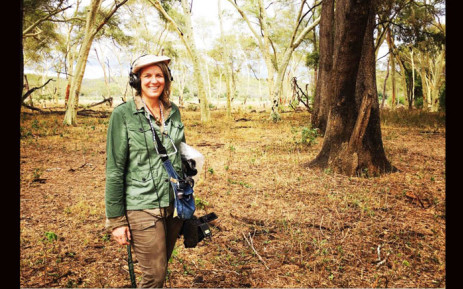 'Sisters of the Wilderness' director Karin Slater. Picture: Supplied