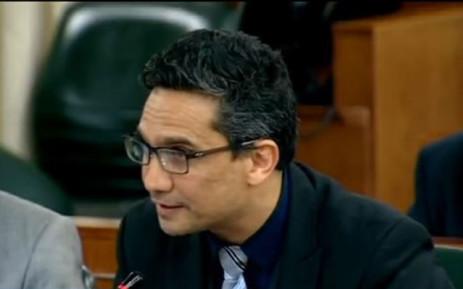 FILE: Former Social Development Director-General Zane Dangor. Picture: YouTube screengrab.