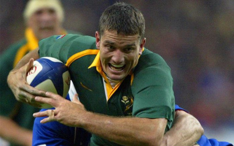 FILE: Joost van der Westhuizen. Picture: Supplied.