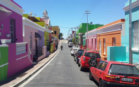 The suburb of Bo-Kaap in the Western Cape. Picture: EWN.