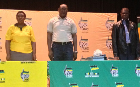 The ANC in Gauteng held a special conference ahead of the Mangaung elective conference on 9 December 2012. Picture: Govan Whittles/EWN