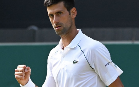Novak Djokovic. Picture: ATP Tour/Twitter.
