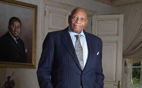 Late South African businessman Richard Maponya. Picture: Linkedin @UniversityofJohannesburg