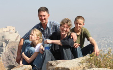 FILE: The Korkie family. Picture: Gift of the Givers.
