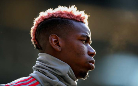 FILE: Manchester United's Paul Pogba. Picture: @ManUtd/Twitter.