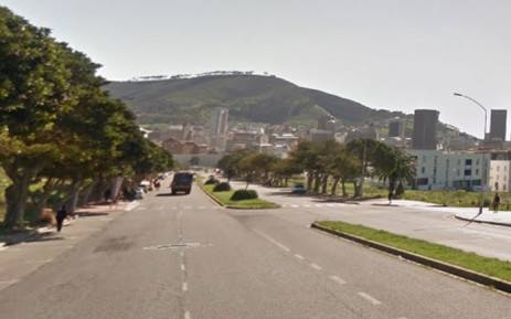 A screenshot of Keizersgracht Street in Cape Town. Picture: Google Maps