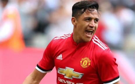 FILE: Manchester United's Alexis Sanchez. Picture: Facebook