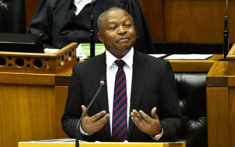 FILE: Deputy President David Mabuza responds to Questions for Oral Reply in the National Assembly, Parliament. Picture: GCIS.