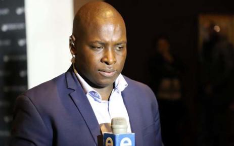 Former eNCA political reporter Samkele Maseko. Picture: @samkelemaseko/Twitter