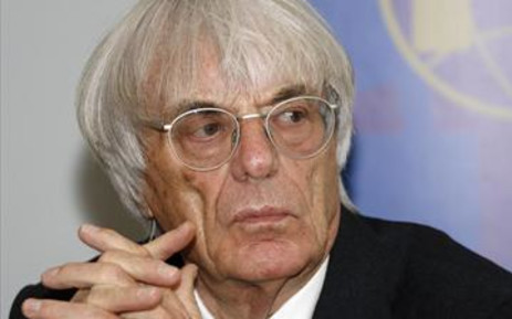 Formula One supremo Bernie Ecclestone. Picture: Gallo Images/AFP