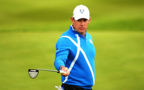 Lee Westwood. Picture: EPA.
